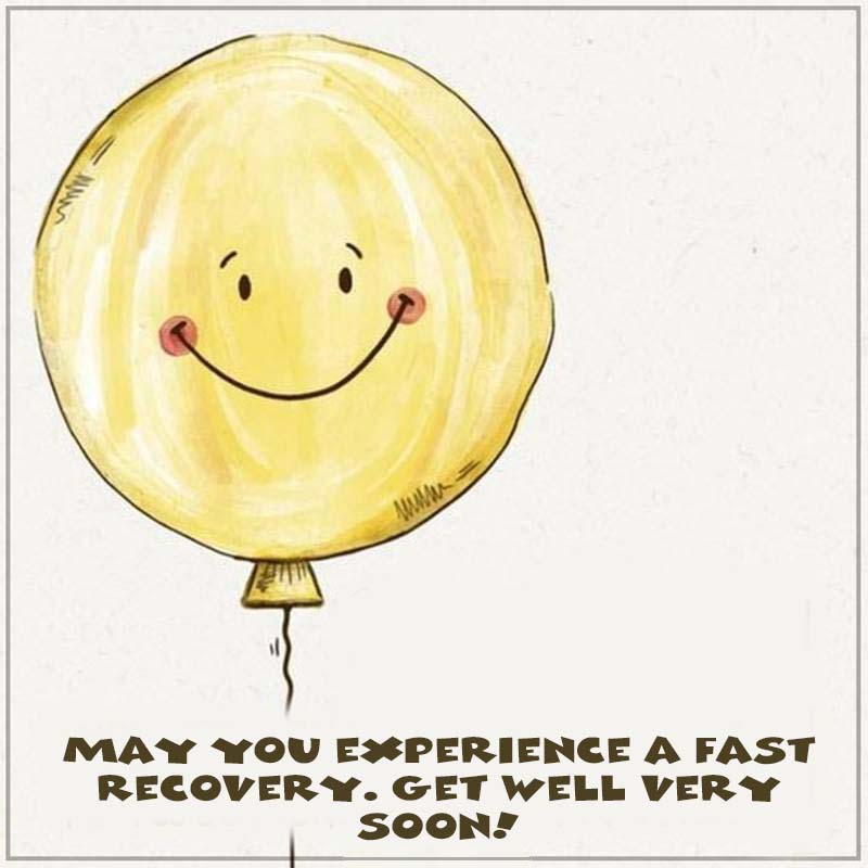 Ecards Hope you feel better soon