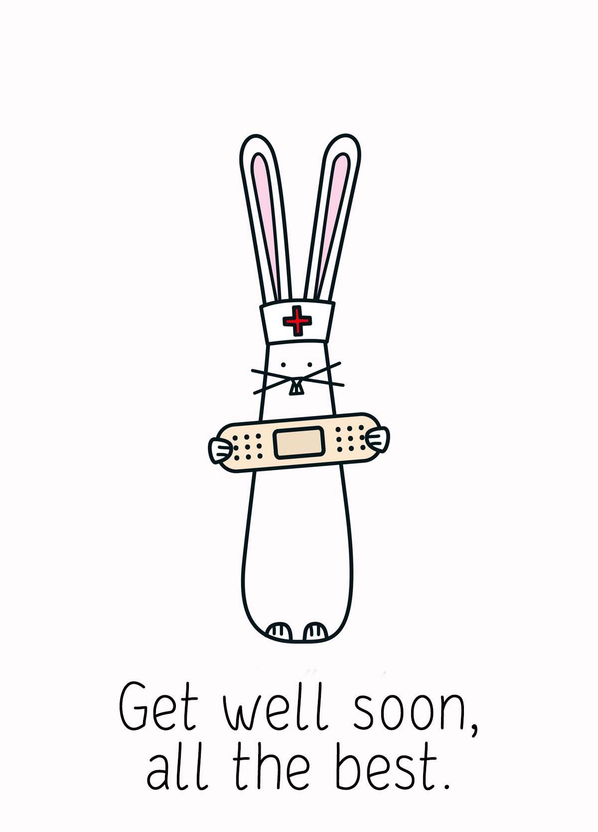 Ecards Get well very soon!