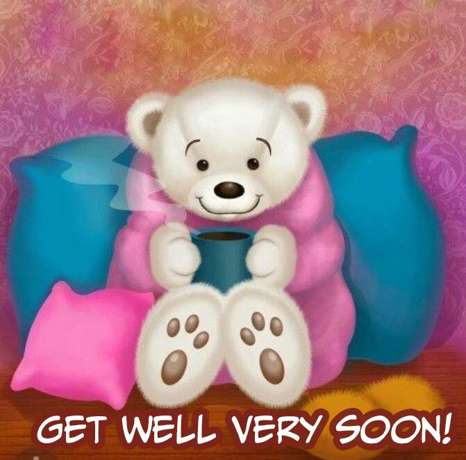 Cards May you experience a fast recovery. Get well very soon!