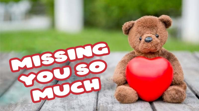 Ecards  Missing you already
