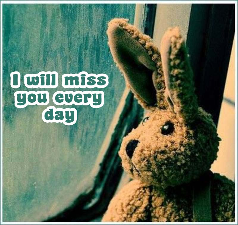 Ecards  I miss you.. every second of every minute