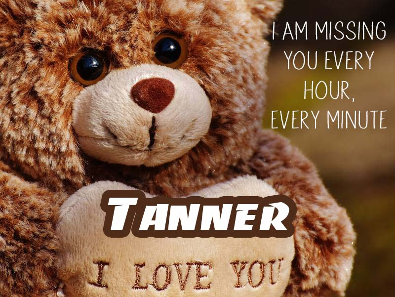 Cards Tanner I will miss you every day